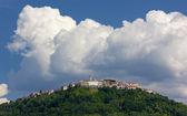 Village of Motovun in Istria — Stock Photo