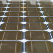 Close up of Solar panels. — Stock Photo