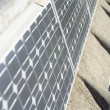 Close up of some solar panels — Stock Photo
