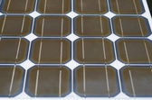 Close up of Solar panels. — ストック写真