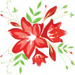 Bouquet of flowers, vector illustration — Stock Vector #12207569
