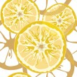 Seamless citrus pattern — Stock Vector #12258849
