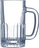Empty beer mug — Stock Vector