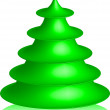 Royalty-Free Stock Imagen vectorial: Abstract Christmas tree