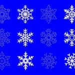 Christmas decoration with Christmas tree — Stock Vector