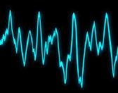 Sine Wave — Stock Vector