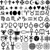 Geçmiş sembolü — Stok Vektör