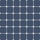 Solar panel as a background — Stock Vector