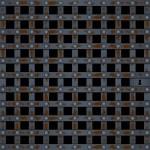 Old prison door black — Stock Vector #36474069