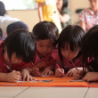 Stockfoto: Children Drawing Activity