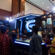 Stock Photo: Logitech in Indo Game Show 2013