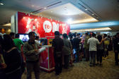 Reon Comics in Anime Festival Asia - Indonesia 2013 — Stock Photo
