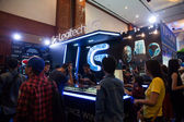 Logitech in Indo Game Show 2013 — Stock Photo