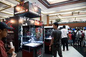 Tamashii Nations at Anime Festival Asia - Indonesia 2013 — Stock Photo