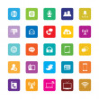 Communications Icons — Stock Vector #40501683