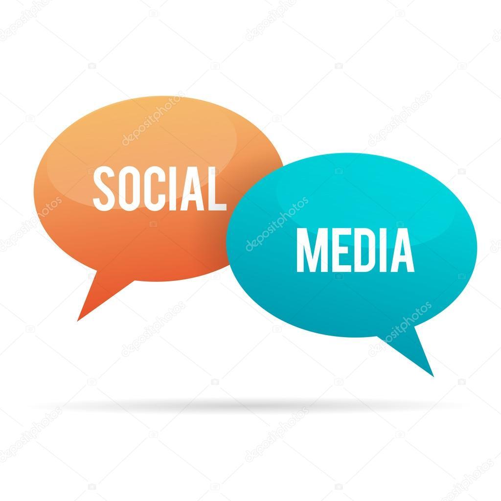 sociala media chatt avsugning