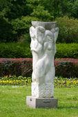 Garden sculpture — Stock Photo