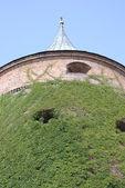 Powder tower in Riga — Stock Photo
