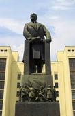 Monumento a lenin — Foto Stock