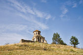 Serbian orthodox monastery, UNESCO world heritage site — Stock Photo