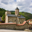 Stock Photo: Serbian Orthodox Monastery Raca
