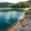 Lake in the mountains — Stock fotografie