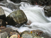 Rocks and water — Stock Photo