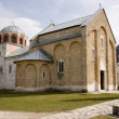 Serbian Orthodox Monastery — Stock Photo
