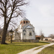 Stock Photo: Serbian Orthodox Monastery