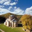 Serbian Orthodox Monastery Studenica - Stock Photo