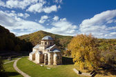 Serbian Orthodox Monastery Studenica — Stock Photo