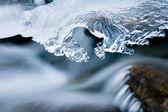 Acqua ghiacciata — Foto Stock