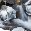 Stock Photo: Winter and water