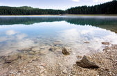 Beautiful lake — Stockfoto