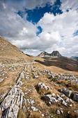 Landscape, mountain — Stock Photo