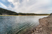 Lake in mountain — Stock Photo