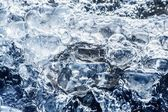 Ice water — Stock Photo