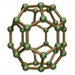 Stock Photo: C36 Fullerene