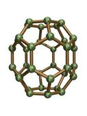 C36 Fullerene — Stock Photo