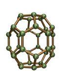 C36 Fullerene — Stock Photo