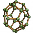 Stock Photo: C26 Fullerene