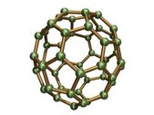 C50 Fullerene — Stock Photo