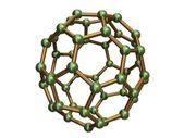 C50 Fullerene — Stock Photo