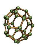 C26 Fullerene — Stock Photo