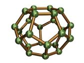 C24 Fullerene — Stock Photo