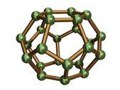 C24 Fullerene — Stock Photo