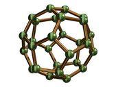 C28 Fullerene — Stock Photo