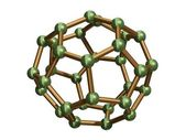 C32 Fullerene — Stock Photo