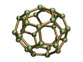 C32 Fullerene — Stock Photo