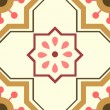 Seamless ornament tiles — ストックベクター #24398683
